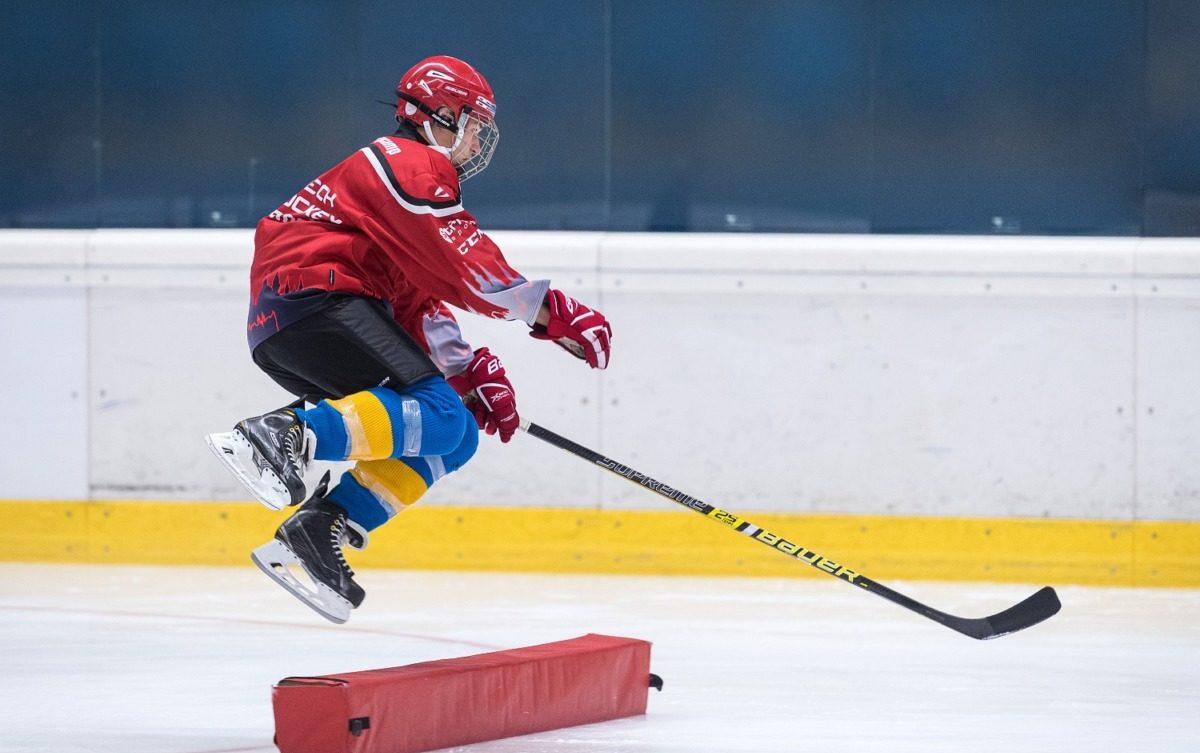 Eishockey camps für spieler