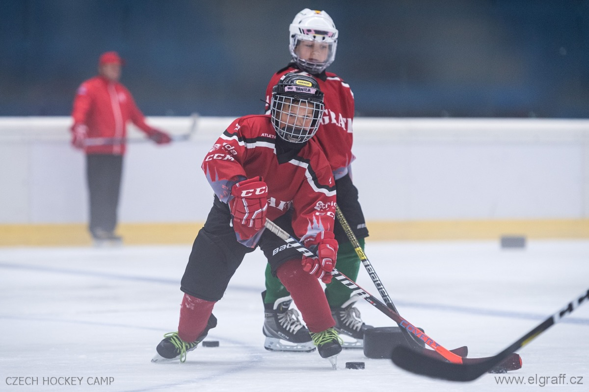 Individual hockey camp Iceberg